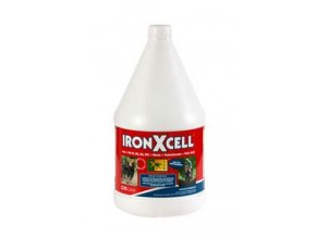 TRM pro koně Iron X Cell 3,75l