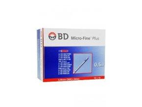 Insulin.set 0,5ml/100 I.U. MICROFINE 0,3x8mm 100ks