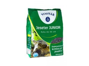 Krmivo pro ryby JESETER Junior 4kg