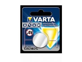 VARTA Baterie Professional CR2025 1ks