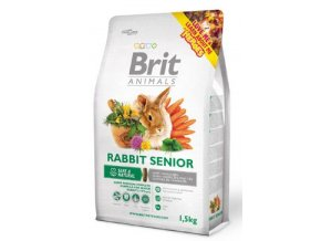 Brit Animals Rabbit Senior Complete 1,5kg