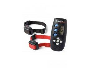 Obojek elektronický výcvikový d-control 402 (2psy) 1ks