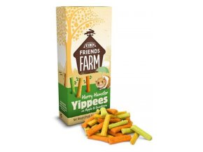 Supreme Tiny Farm Snack Harry Yippees křeček 120g