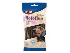 Trixie ROTOLINIS a dršťky pro psy 12ks 120g TR