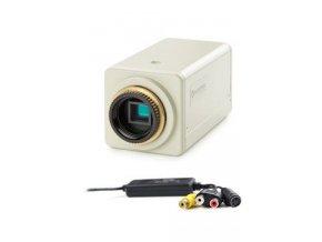 Kamera barevná CCD k mikroskopu BioBlue + USB adaptér