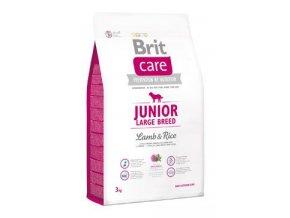 Brit Care Dog Junior Large Breed Lamb & Rice 3kg