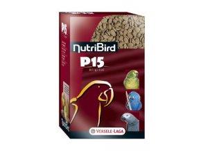 VL Nutribird P15 Original pro papoušky 1kg