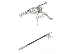 Automat HSW Roux-Revolver 10ml LL 0,25+0,5+1