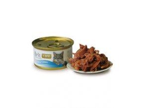 Brit Care Cat konz tuňák & krocan 80g