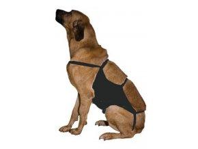 Bandáž břišní pro psy BUSTER se such. zipem M,43x19cm
