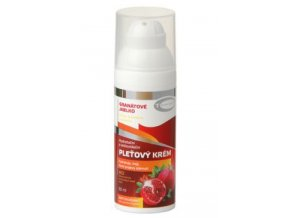 Krém granátové jablko pleťový antioxidační TOPVET 50ml