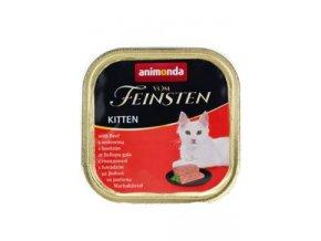 Animonda paštika Kitten hovězí 100g