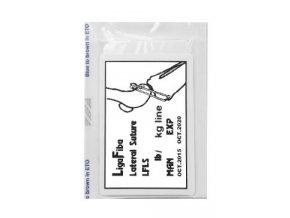 VI Laterální sutura LigaFiba 250lb (500mm) + Crimp