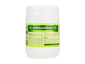 C-compositum 25% plv sol 500g