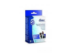 Oster -Rozjasňovací šampon pro bílou srst zásobník 3ks