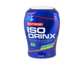 Nutrend Isodrinx dóza Bitter lemon 420g