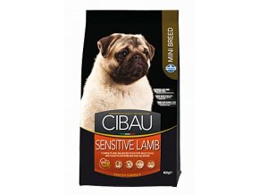 CIBAU Adult Sensitive Lamb&Rice Mini 800g