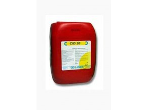 Cid 20 sol 200l dezinfekce stájí