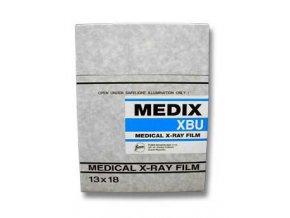 RTG film Medix XBU 13x18cm 100ks