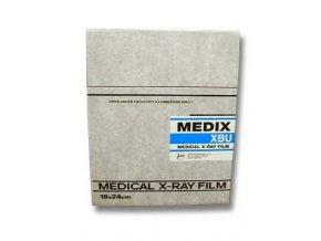 RTG film Medix XBU 18x24cm 100ks