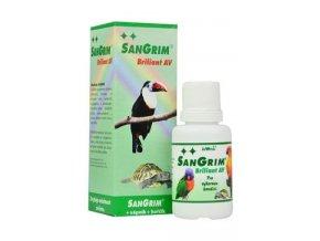 Sangrim Briliant AV pro ptáky sol 20ml