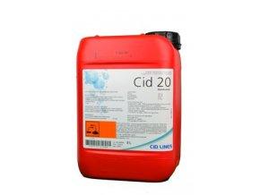Cid 20 sol 5l dezinfekce stájí