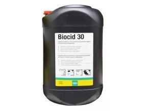 Biocid 30 sol 210l dezinfekce