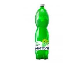 Nápoj Mattoni bílý hrozen 1,5l