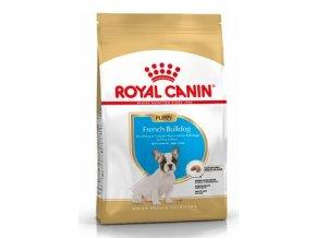 Royal Canin Breed Francouzský Buldoček Junior 1kg