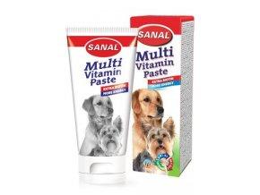 Sanal pes Multivitamínová pasta + BIOTIN 100ml