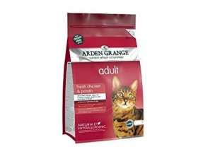 Arden Grange Cat Adult Chicken&Potato 4kg
