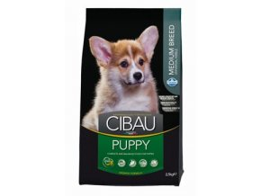 CIBAU Puppy Medium 2,5kg