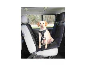 Ochranný autopotah zadních sedadel 1,45x1,60m TR zip