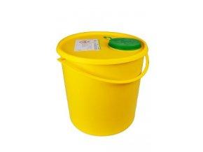 Kontejner Quick pro medicínský odpad 10l