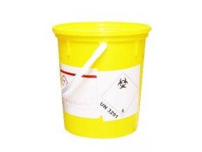 Kontejner Quick pro medicínský odpad 20l