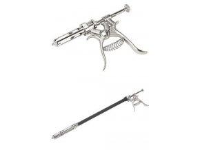 Automat HSW Roux-Revolver 50ml LL, prodloužení 35cm