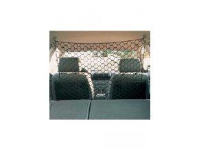 Autosíť do interiéru auta nylon 1x1m Černá TR