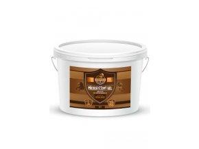 Předzátěžový gel hřejivý pro koně 2,7 litru
