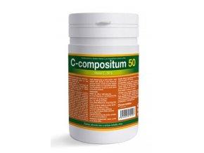 C-compositum 50% plv sol 500g