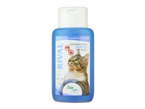 Šampon Bea Rival antiparazitární kočka 220ml
