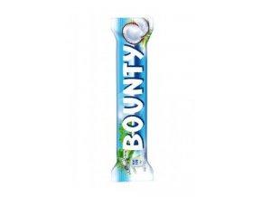 Cukrovinky Tyčinka Bounty mléčná 57g