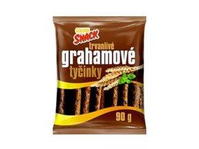 Cukrovinky Tyčinky grahamové Snack 100g