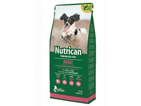 NutriCan Adult 15kg new