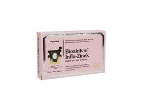Bioaktivní Influ-Zinek proti chřipce 60tbl