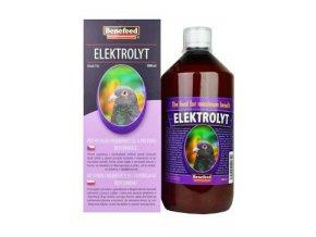Elektrolyt H holubi 1l