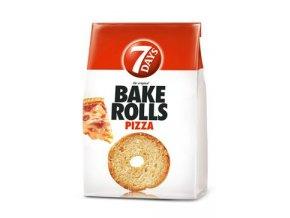 Cukrovinky Bake Rolls pizza 80g
