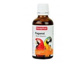 Beaphar vitam ptáci Paganol multi papoušek 50ml
