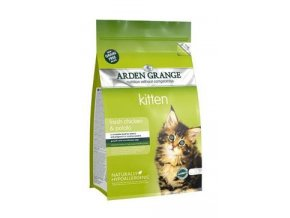 Arden Grange Cat Kitten Chicken&Potato 2kg