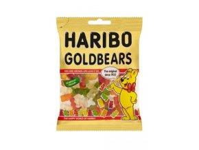 Cukrovinky bonbony Haribo Medvídek zlatý 100g