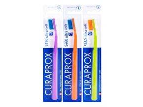 Zub.kartáček Curaprox CS 5460 senzitiv ultra soft 1ks